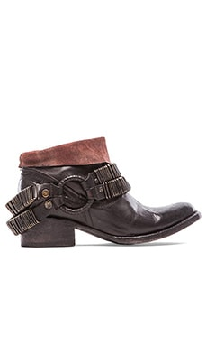 Freebird by Steven Eve Bootie in Black