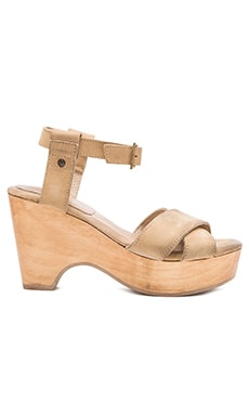 Freebird by Steven Cape Sandal in Taupe