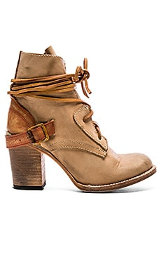 Freebird by Steven Billy Bootie in Taupe