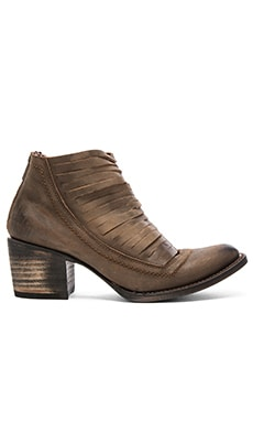 Sabra Bootie in Brown
