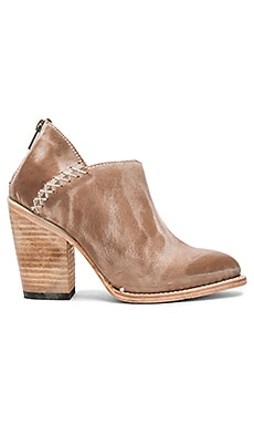 Steel Booties in Taupe