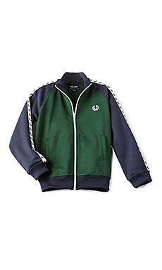 Laurel Wreath Colour Block Track Jacket