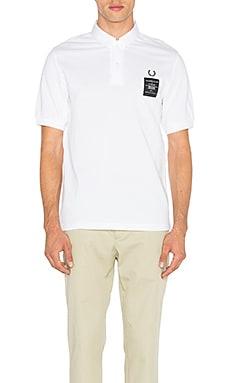 x Art Comes First Woven Collar Pique Shirt