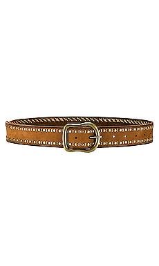 WTF Alpine Studded Belt Free People $78