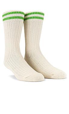Jackson Cozy Stripe Sock Free People $14 NEW