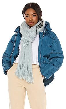 Whisper Fringe Blanket Scarf Free People $48 NEW