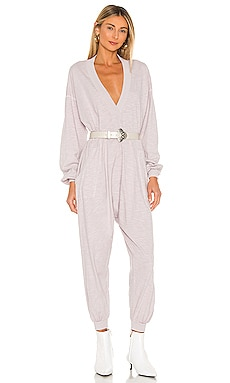 X REVOLVE Just Because Jumpsuit Free People $118