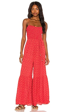 X REVOLVE Little of Your Love Jumpsuit Free People $148