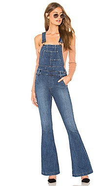 Carly Flare Overall Free People $36 (FINAL SALE)