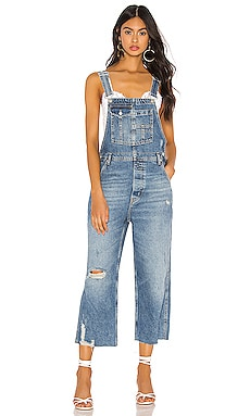 Baggy Boyfriend Overall Free People $68