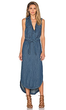 Free People Cecelia Dress in Niel Wash