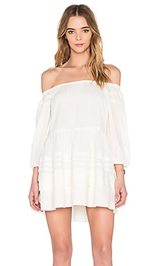 Free People Candy Shop Dress in Ivory
