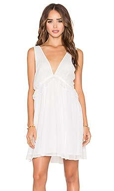 Rio Grande Dress in Ivory