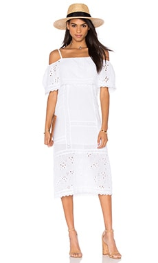 Free People Most Beautiful Dress in Ivory
