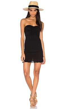 Free People Beach Babe Dress in Black