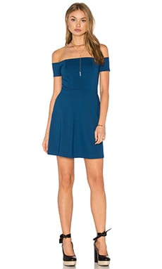 Free People Black Mambo Dress in Blue