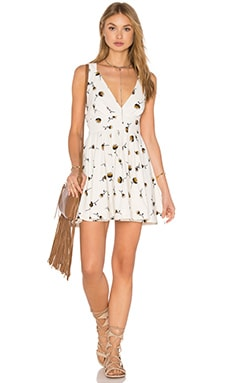Mini's For You Dress in Ivory