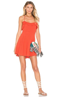 More Than A Mini Dress in Coral
