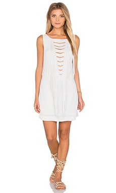 Free People Heat Dress in White