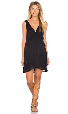 Forget Me Knot Dress in Black