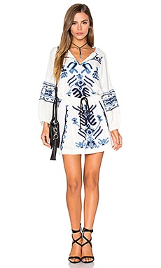 Anouk Embroidered Dress