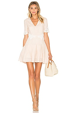 Free People Ma Cherie Dress in Ivory