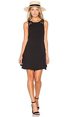 Free People Baby Love Dress in Black