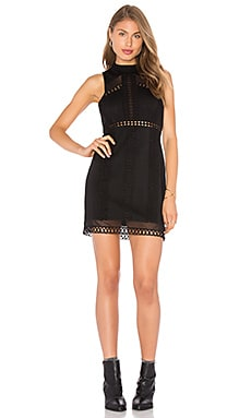 Free People Sky Scraper Dress in Black