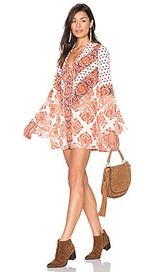 Free People Magic Mystery Tunic in Cream