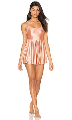 Iris Dance Dress in Peach