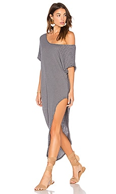 Isle Of Palms Maxi in Grey