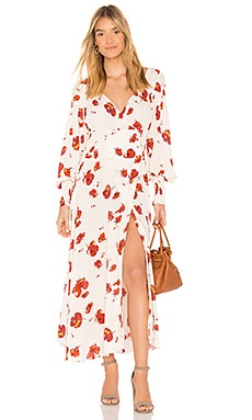 So Sweetly Midi Dress