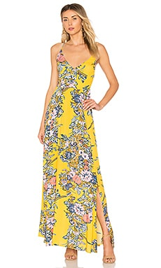 Through The Vine Maxi Dress Free People $108 BEST SELLER