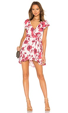 French Quarter Printed Mini Dress Free People $128