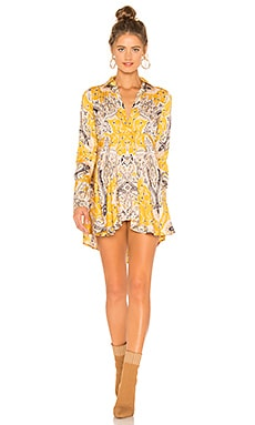 Field Of Butterflies Dress Free People $108 BEST SELLER