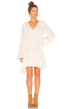 Snow Angel Mini Dress Free People $128