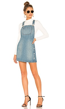 Louise Denim Skirtall Free People $63
