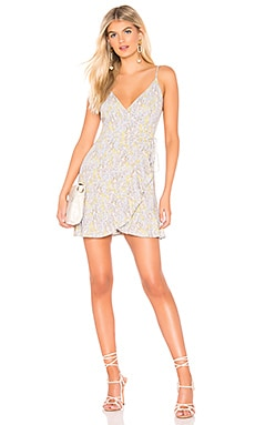All My Love Wrap Dress Free People $68