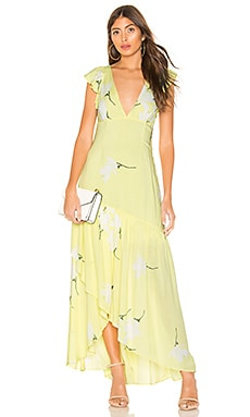 a7e4ce114583 She's A Waterfall Maxi Dress Free People $77 ...