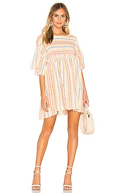 Summer Nights Striped Dress Free People $59