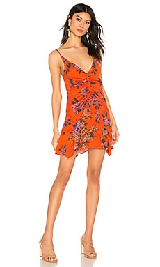 Happy Heart Mini Dress Free People $52