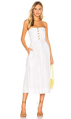 98dfc8deeee Lilah Pleated Tube Dress Free People  98 ...