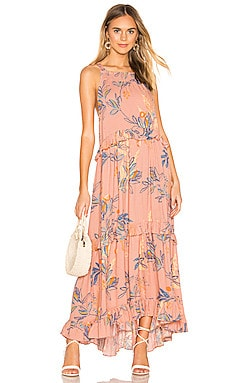97b68fe206 Anita Printed Maxi Dress Free People  128 ...