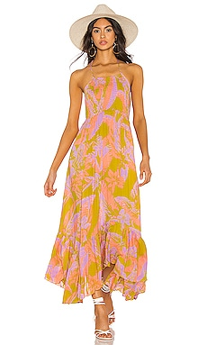 Heat Wave Maxi Dress Free People $108 BEST SELLER