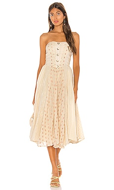 Amanda Midi Dress Free People $119