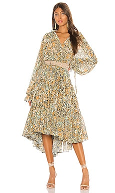 ПЛАТЬЕ FEELING GROOVY Free People $168