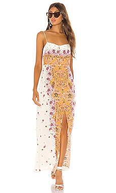 Morning Song Maxi Dress Free People $118 BEST SELLER