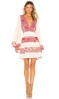 MINIVESTIDO MY LOVE Free People $168 MÁS VENDIDO