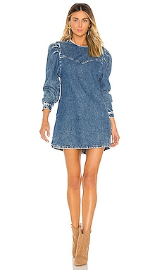 Self Control Denim Mini Free People $128