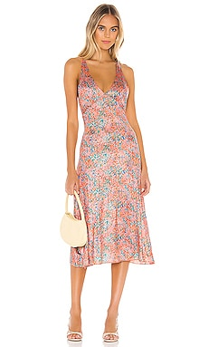 Nowhere To Be Slip Dress Free People $59